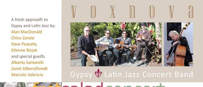 VoxNova Gypsy Jazz concert