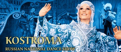 Russian National Dance Show - Kostroma
