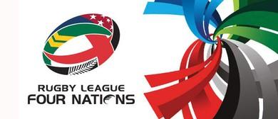 Four Nations - Kiwis v Toa Samoa