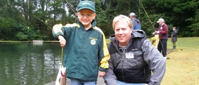 Rotorua Anglers Association - Kids Fish Out