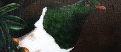 Woodpigeon Painting Workshop