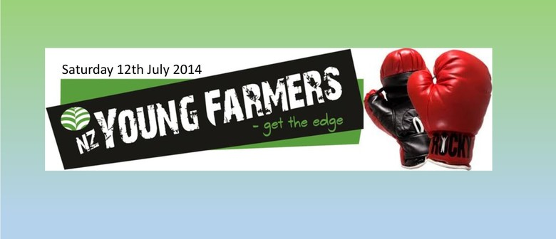 Young Farmers Fight Night for Charity