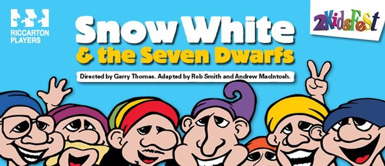 Snow White & the Seven Dwarfs for KidFest