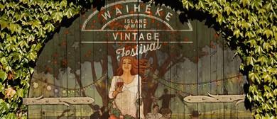 Waiheke Vintage Festival