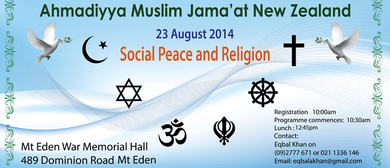 Peace Conference 2014