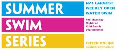 The Broderick Summer Swim Series