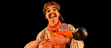 Kiss My Arts: Puppetry, Mask and the Serious Laugh
