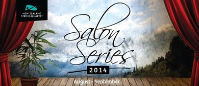 New Zealand String Quartet Salon Series 2014