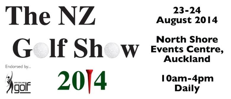 The NZ Golf Show 2014