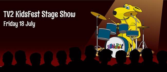 TV2 KidsFest Stage Show
