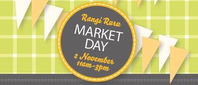 Rangi Ruru Market Day