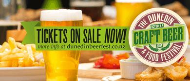 Dunedin Craft Beer & Food Festival