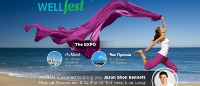 Wellfest - the Expo Where Wellness Counts