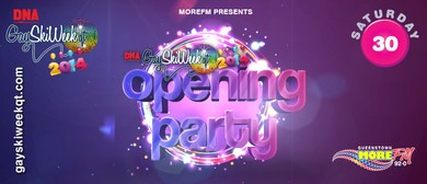 MoreFM Opening Party