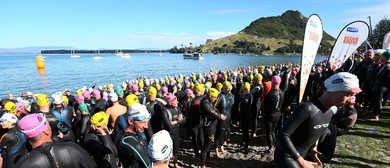 State New Zealand Ocean Swim Series - Sand to Surf