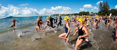 State New Zealand Ocean Swim Series - King of the Bays