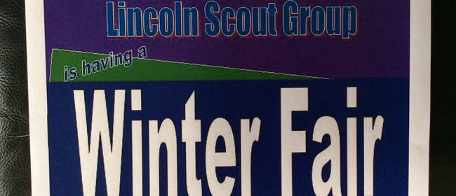 Lincoln Scout Group Winter Fair