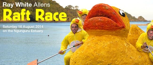 Ray White Allens Raft Race