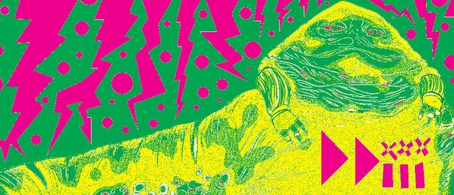 Deathstar Disco XXXIII: The Futurians