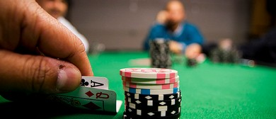 Tuesdays 7PM Bill's Bar Poker Game