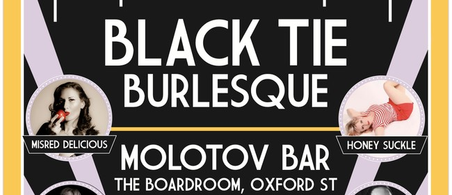 Black Tie Burlesque