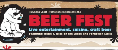 Tutukaka Coast Promotions presents Beer Fest 2014