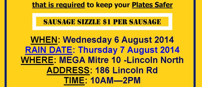 Safer Plates Mega Mitre 10 Lincoln Rd