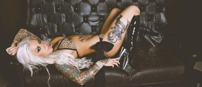 Showgirl Venus Starr