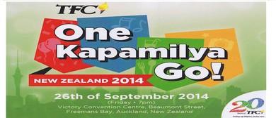 One Kapamilya Go New Zealand 2014