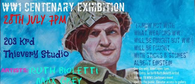 WW1 Centenary Exhibition