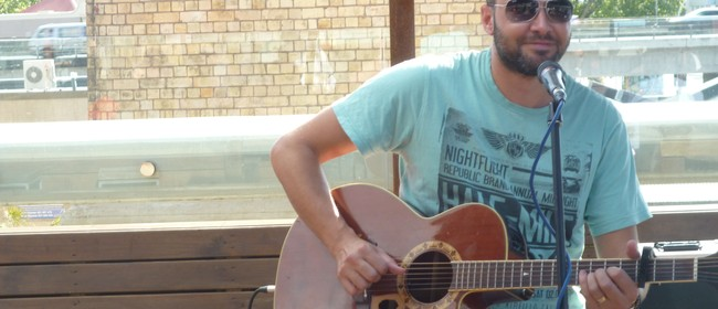 Acoustic Sunday Sessions with Eli Guttenbeil