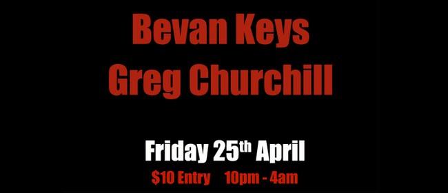 Keys to the Church with Bevan Keys, Greg Churchill