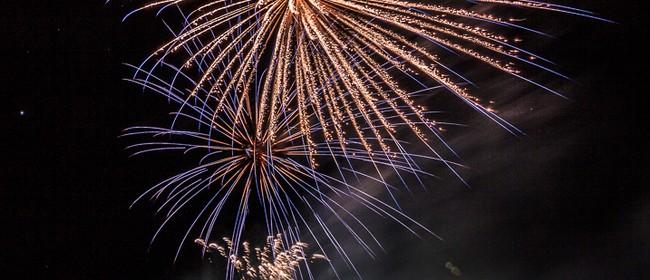 Waikato Fireworks Fiesta