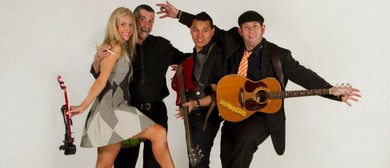 Shenanigans Bring You a Night of Celtic Music With a Twist: CANCELLED