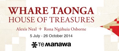 Whare Taonga: House of Treasures