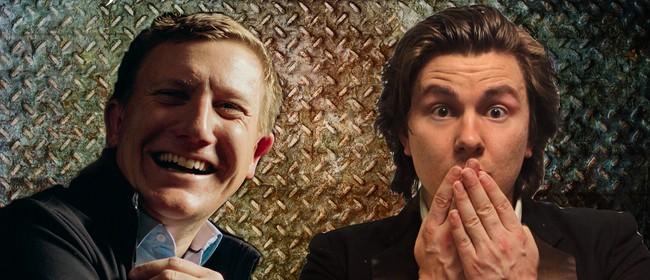Pro Comedy Tour - Alexander Sparrow and Bas Jeffrey