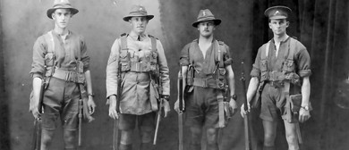 They Answered the Call - CHB in WWI