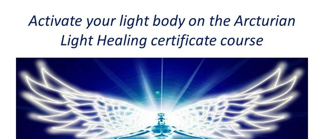 Arcturian Light Healing Certificate Course