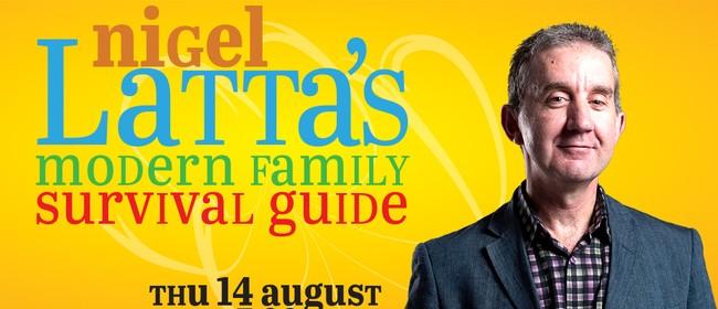 Nigel Latta's Modern Family Survival Guide