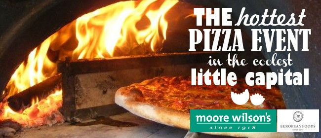 The Hottest Pizza Event In the Coolest Little Capital