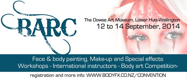 BARC Body and Face Art Convention