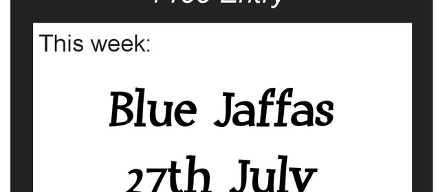 Auckland Blues Club with The Blue Jaffas