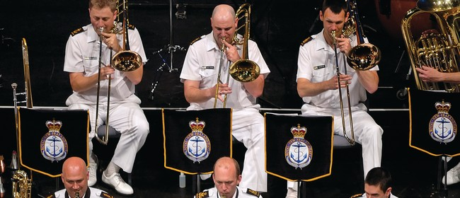 Royal New Zealand Navy Band: Lunchtime Concert
