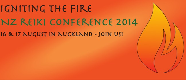 Igniting the Fire-Passion, Paths & Goals of Reiki Conference