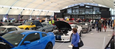 Auckland Mustang Owners Club Car Show