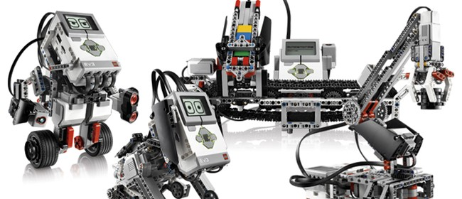 Lego EV3 Robotics - Introduction