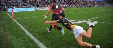 Wellington Lions vs Manawatu