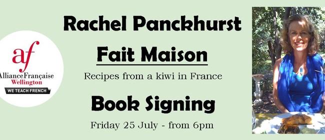 Book Signing with Rachel Panckhurst