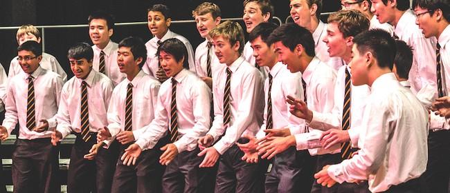 Auckland Grammar School : Winter Concert I