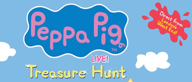 Peppa Pig Live Treasure Hunt